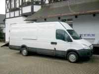 Iveco Daily 35S12V, 15,6 cbm nákladového prostoru, v nadstandartní výbavě
