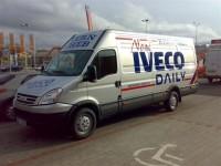 Naše předváděcí IVECO DAILY 35S18-15,6 cbm v plné výbavě