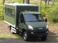 Specializujeme se na vozidla 4x4 - dodávka vozidel IVECO Daily 4x4 pro VLS, s.p.