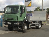 Další z vozidel pro VLS, s.p., Eurocargo 4x4 Další z vozidel pro VLS, s.p., Eurocargo 4x4
