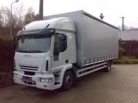 IVECO EUROCARGO 120E25 pro dálkovou přepravu
