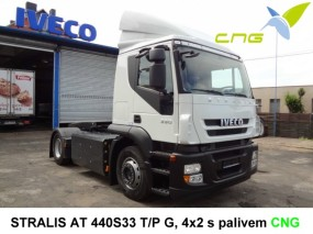 Nový STRALIS AT 440S33 T/P