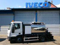 Nové IVECO EUROCARGO - speciál pro asfaltové povrchy.