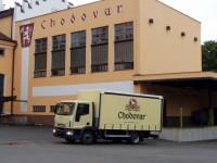 Vozidlo na míru pro pivovar Chodovar